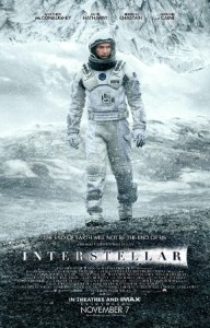 Interstellar (2014) directed by Christoper Nolan
