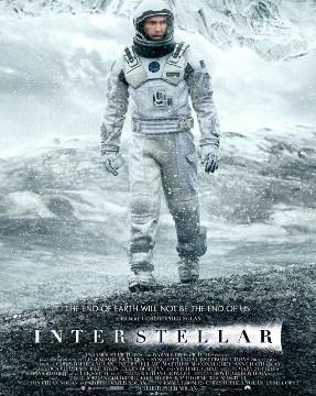 Interstellar (2014) directed by Christoper Nolan