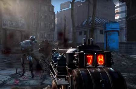 Fallout 4: Gameplay