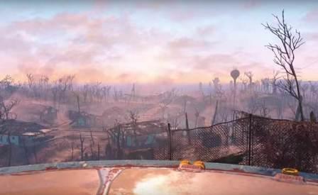 Fallout 4: Open World Boston
