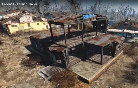 Fallout 4: Settlements