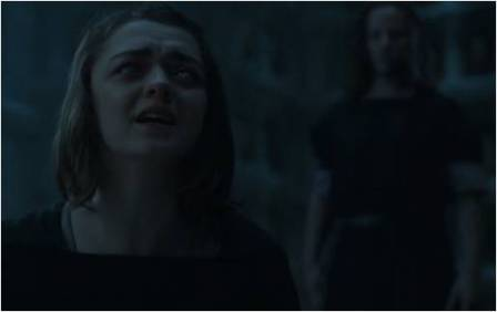 Game of Thrones: Arya takes the wrong life