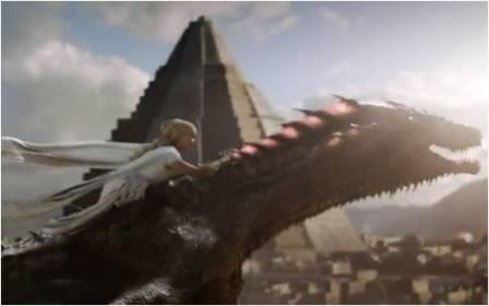 Game of Thrones: Drogon rescues Daenerys