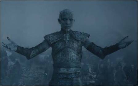 Game of Thrones: the Night's King raises the dead