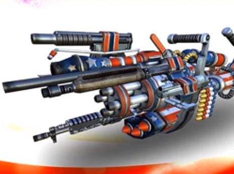 Saints Row IV: Mercia Weapon
