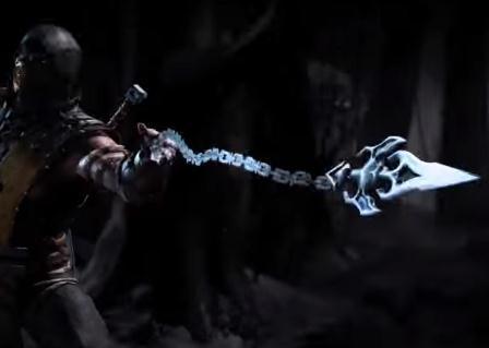 Mortal Combat X: Spear Rope