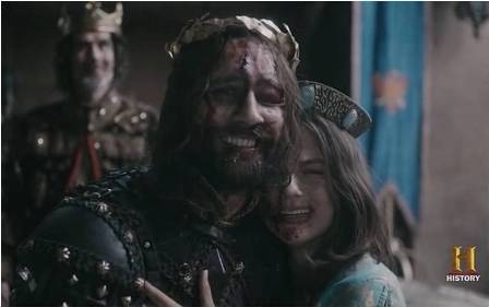 Vikings: Rollo saves Paris